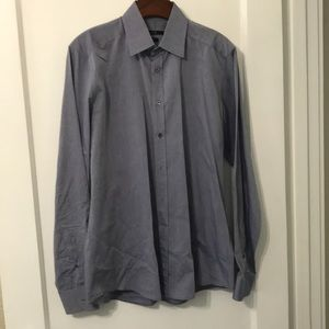 GUCCI Fitted button down dress shirt
